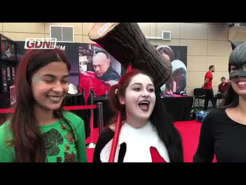 Enthusiasts flock to Bahrain's first Comic Con (5)