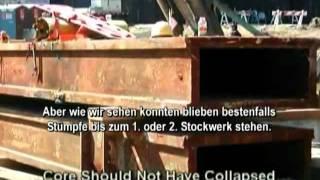 Der World Trade Center-Fall -als die Zwillingstürme kontrolliert pulverisiert wurden(volle Doku)