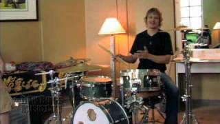 oildale drum lesson by korns ray luzier