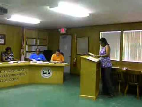 Madison County School Board Meeting July 5 2011