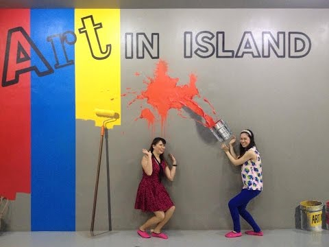 Art in Island 3D Museum Araneta Cubao Metro Manila Philippines
