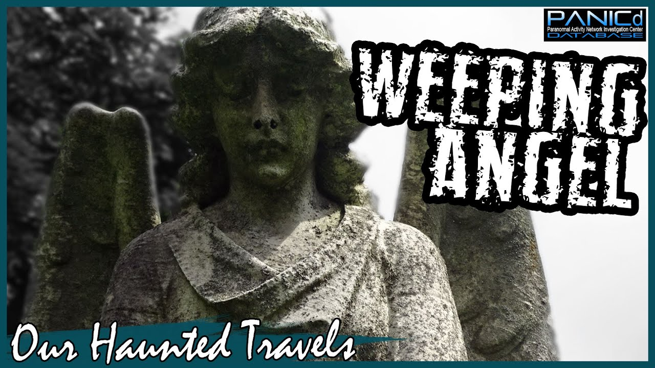 THE WEEPING ANGEL OF WEST STATE STREET CEMETERY - Investigation - Athens Ohio by: PANICd Paranormal History