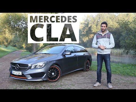 Mercedes-Benz CLA Shooting Brake 200 1.6 156 KM, 2015 - test AutoCentrum.pl #233