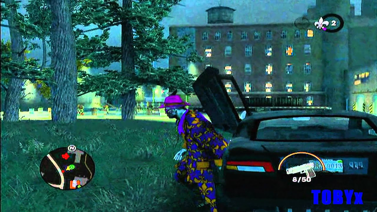 Saints Row 3 | Gang Operation Locations | Luchadores