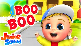 Boo Boo Song | Nursery Rhymes & Children Song For Kids | Baby Rhyme