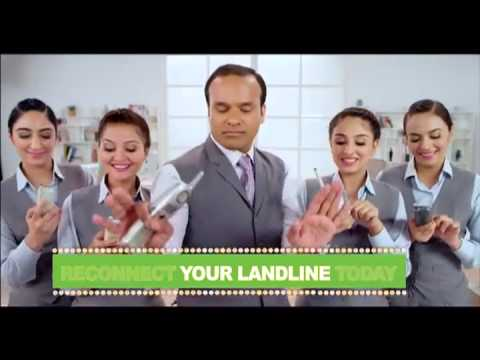 ONE POUND FISH MAN NOW FEATURES WITH PTCL - LAND LINE LINK!