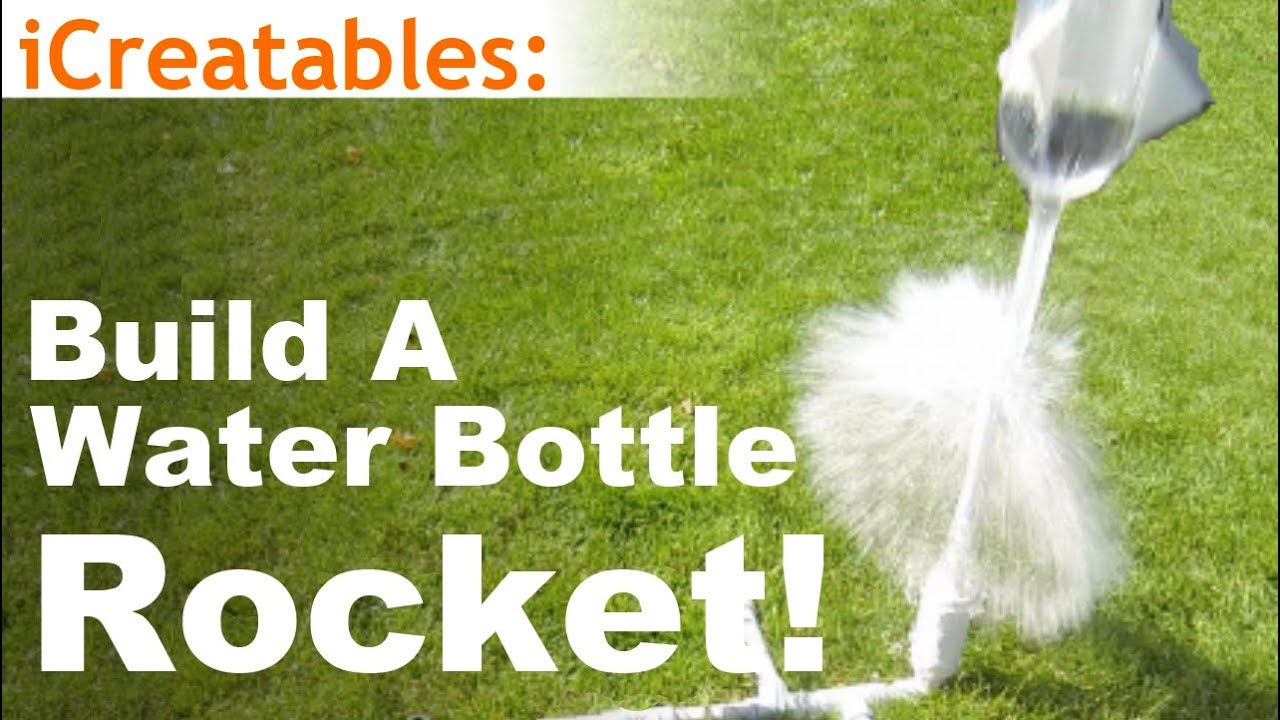 How To Build A Rocket With  Liter Bottle