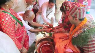 Sangita & Shiva Wedding Ceremony, Kathmandu, 12th July 2014