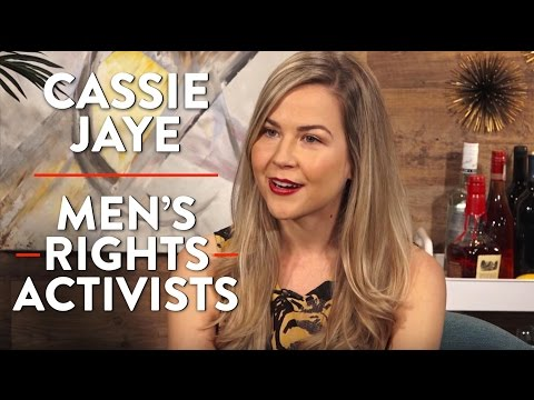 Cassie Jaye on Feminism and Men's Rights Activists (Part 1 o