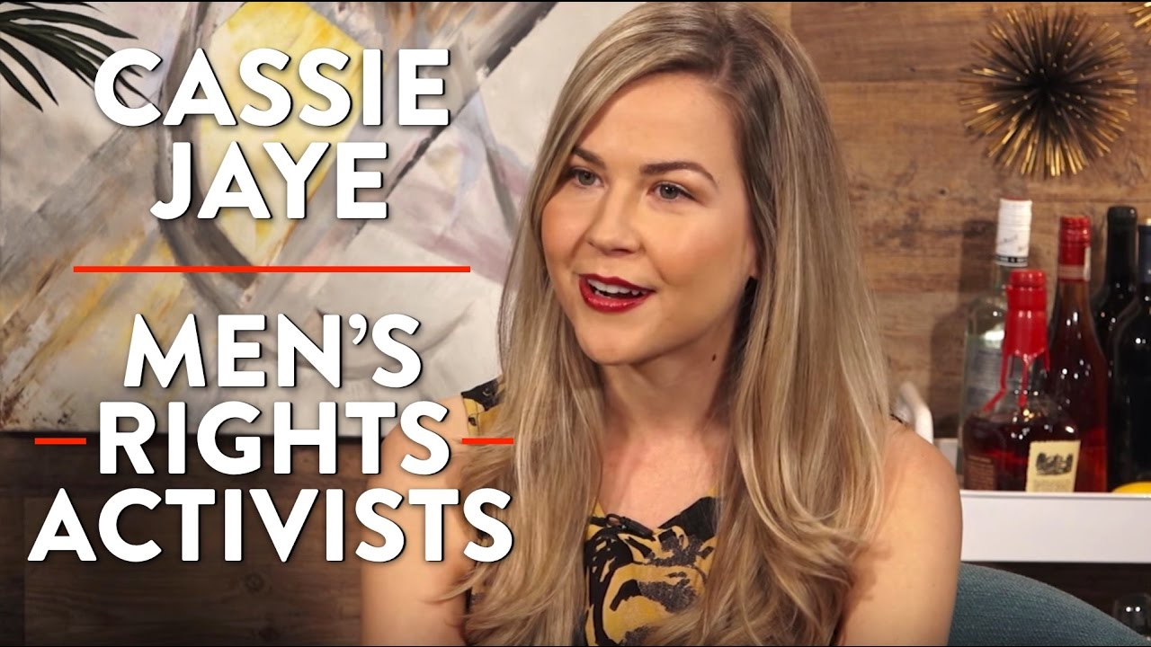 Cassie Jaye on Feminism and Men's Rights Activists (Part 1 of 2)