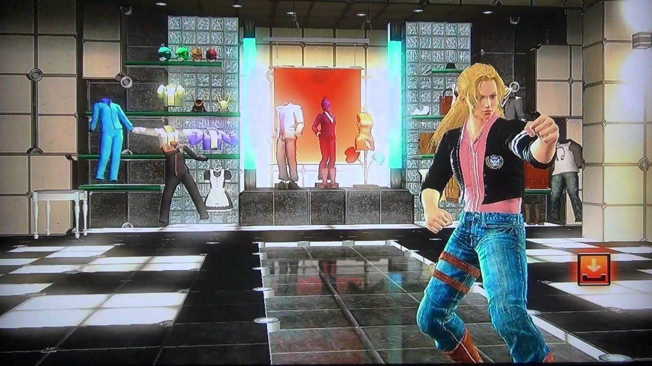 Tekken Tag 2 Leo Customization - YouTube