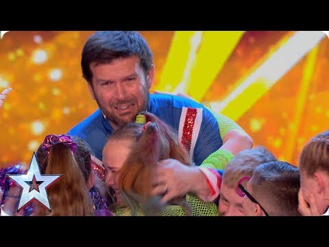 Flakefleet Primary School gets first GOLDEN BUZZER of 2019! | Auditions | BGT 2019