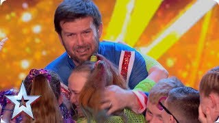 Download Flakefleet Primary School gets first GOLDEN BUZZER of 2019! | Auditions | BGT 2019 Mp3 and Videos