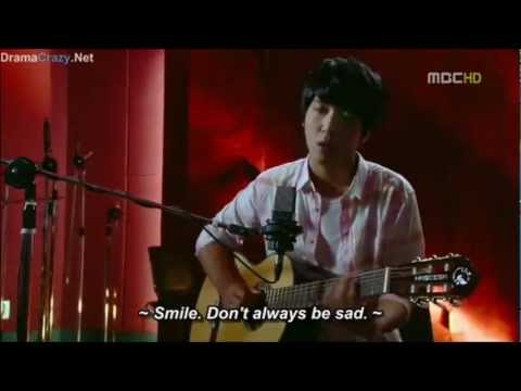 Give Me A Smile By Jung Yong Hwa(Cn_Blue) -[heartsring OST]