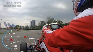 X30 Shifter Onboard - Shah Alam Karting Circuit
