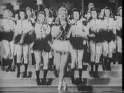 Betty Grable Ill Be Marching to a Love Song