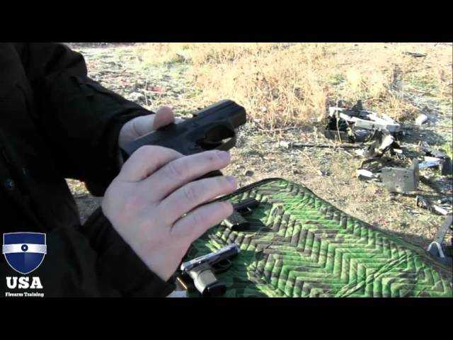Beretta Nano Review and Test – Compact 9mm