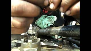 замена рулевой рейки форд фокус 1