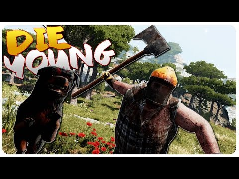 Die Young - Can YOU Survive The Island? | Die Young Gameplay Update 2018