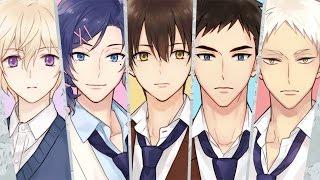 【公式】恋愛ゲーム「サンリオ男子」主題歌版PV
