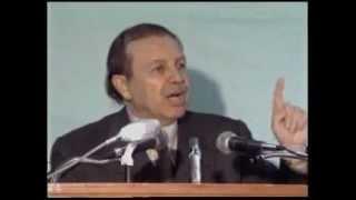 Repeat youtube video بوتفليقة يتكلم على الرئيس الراحل هواري بومدين