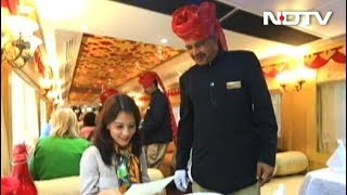 Palace On Wheels: Exploring Rajasthan In Royal Style Aboard India's Top Luxury Train