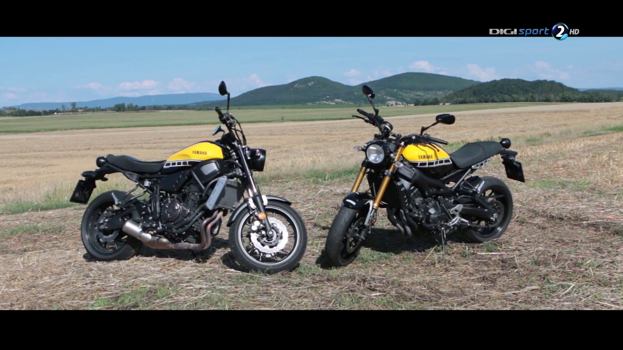 yamaha xsr 700 xsr 900 youtube. Black Bedroom Furniture Sets. Home Design Ideas