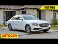 2017 Mercedes E-Class E 350d | First Drive | Autocar India