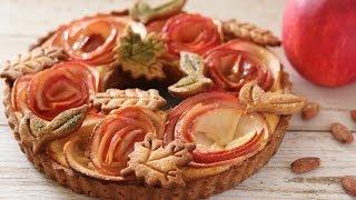Apple Tart|HidaMari Cooking