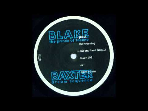 Blake Baxter ‎-- Dream Sequence-B2-Laser 101