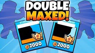 NEW DOUBLE MAX BRAWLERS! | Brawl Stars | MAX RICO u0026 COLT GAMEPLAY!