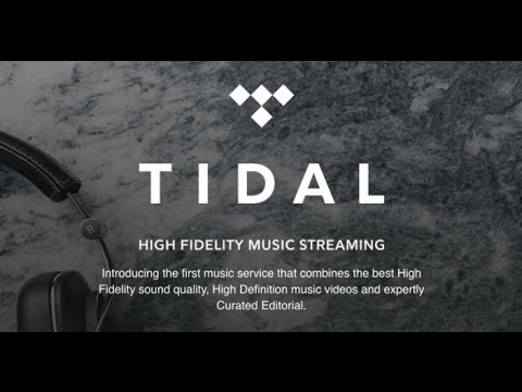 How to Publish Your Music On Tidal Streaming Service