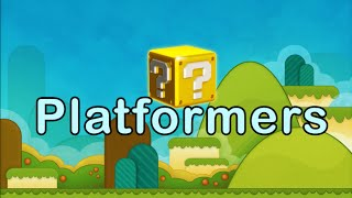 The Platform Genre