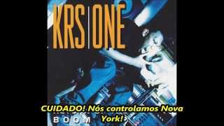 "KRS One - ""Sound Of Da Police"" (LEGENDADO - PT-BR)"