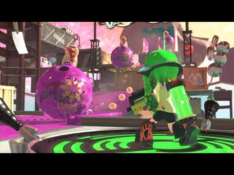 Splatoon 2 Nintendo Switch Gameplay Walkthrough - IGN Live: E3 2017