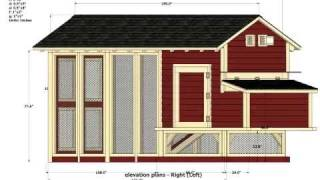 M102u (part Ii) - Free Chicken Coop Plans - How To Build A Chicken Coop - Chicken Coop Plans