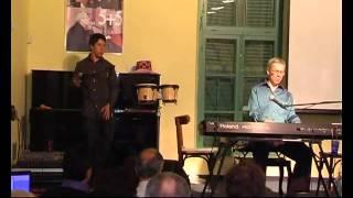 Live  jazz piano by Gregory Golub, Black Orpheus - Manha de Carnaval Григорий  Голуб