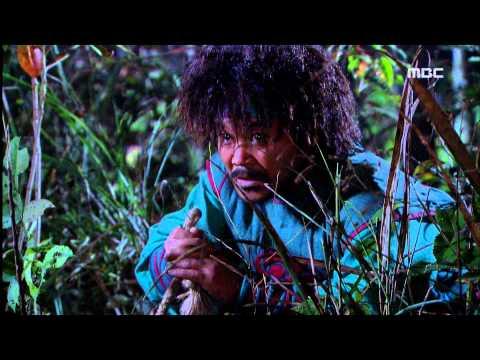 [고구려 사극판타지] 주몽 Jumong 유민들을 이끌고 대소의 추격군을 무찌르는 주몽