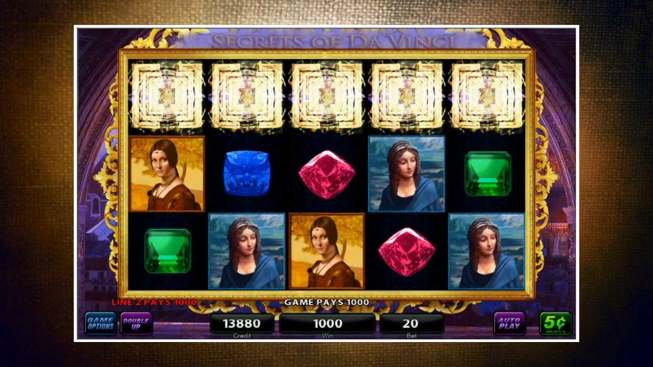 Secrets of Da Vinci   High 5 Games - YouTube