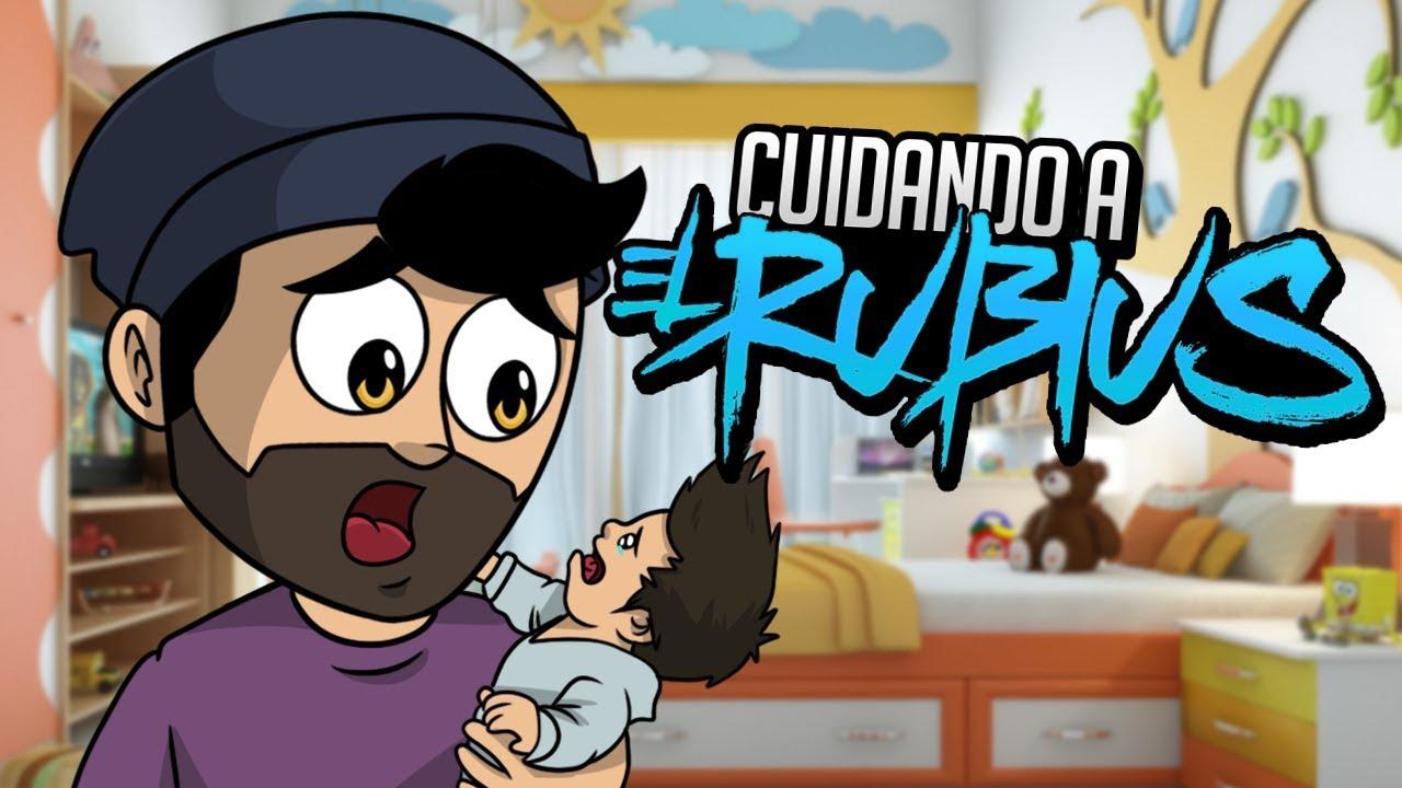 cuidando-a-rubius-my-tubi