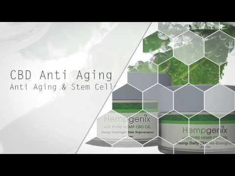 Anti Inflammatory CBD Face Cream | Hemp Genix Worlds Largest CBD Brand