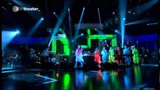 Björk - Earth Intruders - Later with Jools Holland 2007