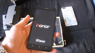 huawei honor 4x limited edition   unboxing   reviewsmaniac