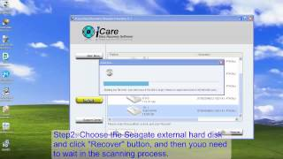 Seagate external  hard drive data recovery