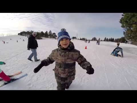 GoPro 4: SNOW FUN - Centennial Park, Toronto [Must watch in 1080p HD]