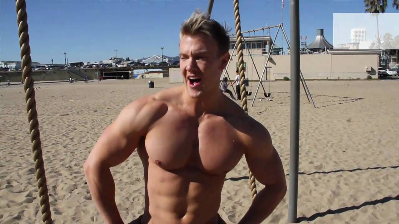 beach workout rope climb youtube