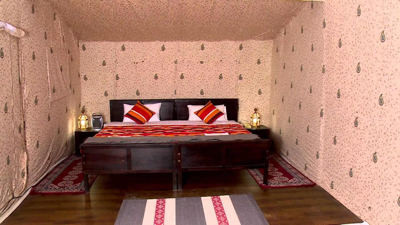 Rann Utsav Accommodation - Premium Tent & Rann Utsav Accommodation - Premium Tent - YouTube