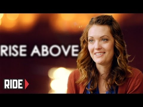 Paralympian Amy Purdy of Dancing With The Stars Tells Her Story - Rise Above (Part 1)