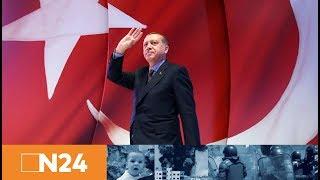 Nachrichten - Streit ohne Ende mit Erdogan: Berlin verschärft seine Türkei-Politik drastisch