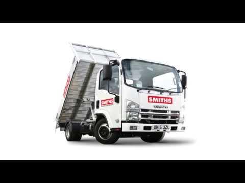 The Isuzu Truck 3 5t Grafter Youtube